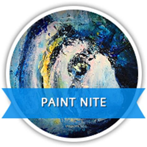 paint nite canada programs aquarium of canada