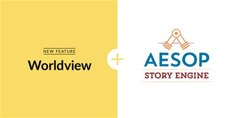Themes For Aesop Story Engine | aesop story engine now supported in the worldview theme