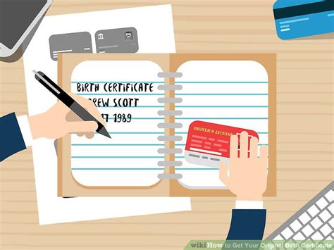 How To Find Hospital Birth Records 3 Ways To Get Your Original Birth Certificate Wikihow