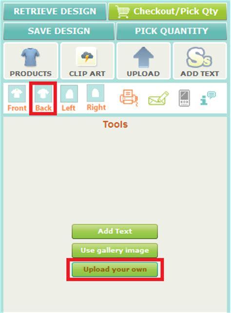 desain kaos online via hp membuat desain kaos online sendiri kusnendar
