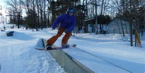 cadillac michigan ski resort caberfae peaks resort michigan ski snowboard report