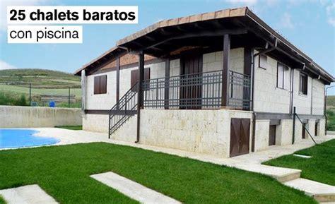 los  chalets nuevos  piscina mas baratos de espana tabla idealistanews