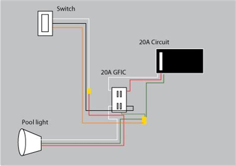 pool lights wiring diagram get free image about wiring