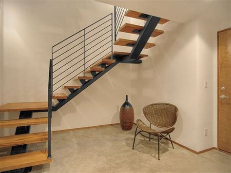 minimalist house simple stairs design home design inspiration
