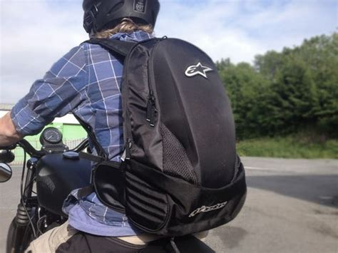 Alpinestars Charger R Backpack review   Rogue Mag
