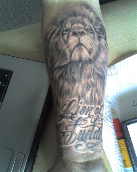 christian lion tattoo tattoos designs ideas and meaning tattoos for you