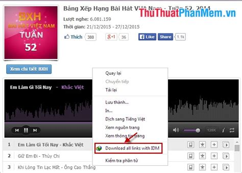 download mp3 from idm download nhac tren mp3 zing vn