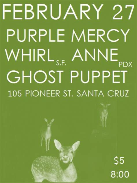 santa cruz county section 8 purple mercy whirl s f anne pdx ghost puppet indybay