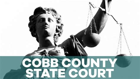 Cobb County Court Records Cobb County Traffic And State Court What You Should Before You Go To Court Ehg
