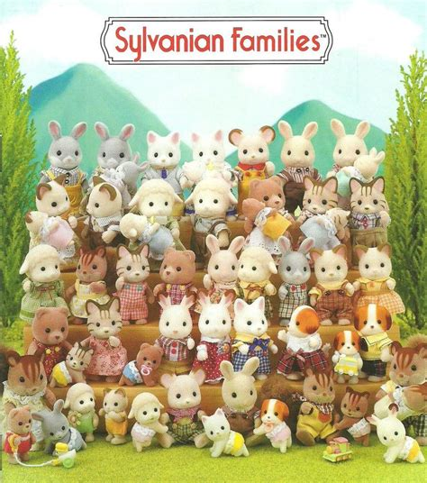 Sylvanian Families Original 5214 Monkey Family 45 best images about families on redgrave joan collins and family
