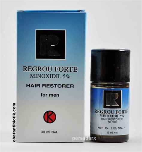 Regrou Forte Minoxidil 5 Penumbuh Rambut Botak atasi kebotakan dengan 5 obat penumbuh rambut alami di apotik