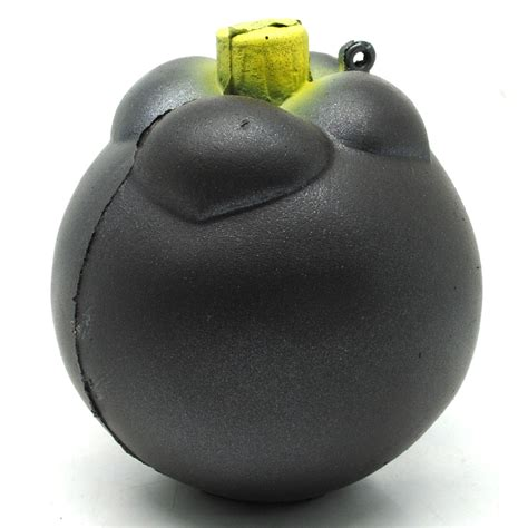 squishy model mangosteen black jakartanotebook