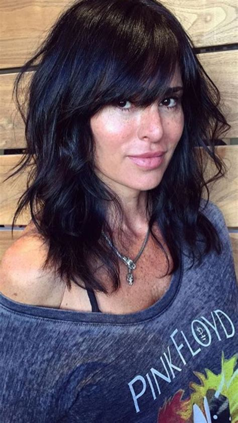 Medium Length Hairstyles With Bangs And Layers by Hairstyles With Bangs And Layers 2018 Hairstyles Ideas
