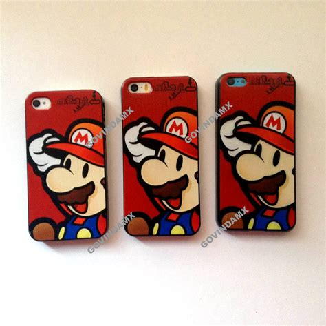 fundas para iphone 4 case funda para iphone 4 5 5c superh 233 roes y mario bros