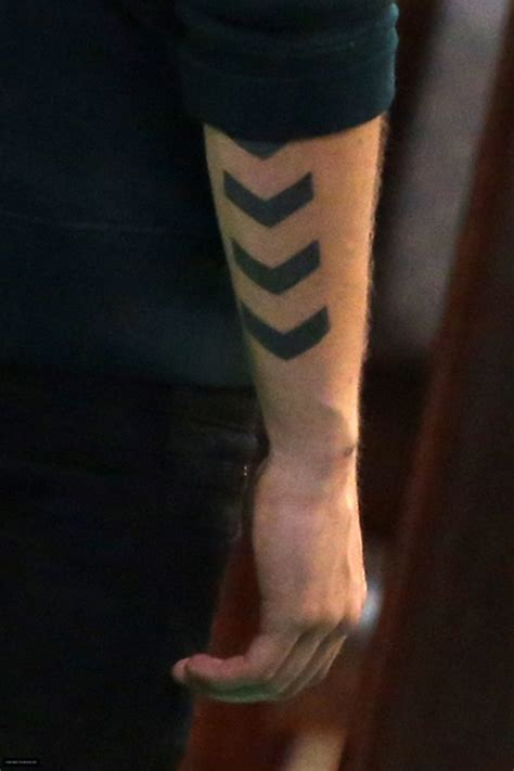 arrow tattoo on arm for men cool man tattoos