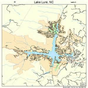 carolina lakes map lake lure carolina map 3736500