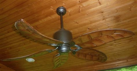 harbor breeze banana leaf ceiling fan harbor breeze tahoe ceiling fan youtube