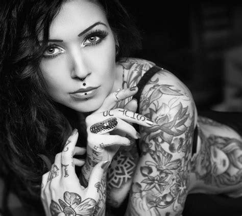 model tattoos unknown models model