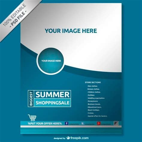 brochure design psd templates 20 intelligent free brochure psd mockup templates company