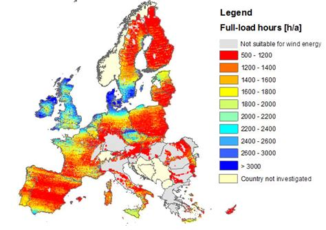 wind power in the european union wikipedia the free availability of wind power in the european union europe