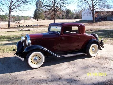 cherry buys plymouth 1932 plymouth coupe pb with rumble seat cars