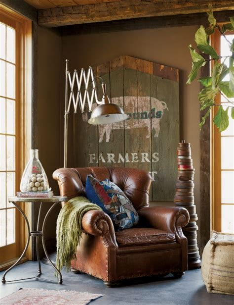 Rustic Industrial Home Decor by Rustic Amp Industrial Home With A Very Particular Design