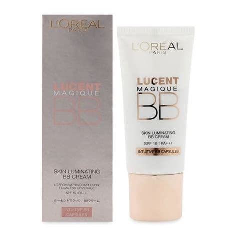 L Oreal Lucent Magique Foundation l oreal l oreal lucent magique skin illuminating bb