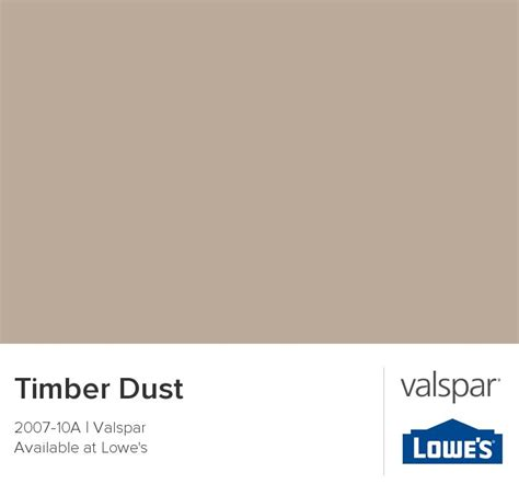 timber dust from valspar paint tips