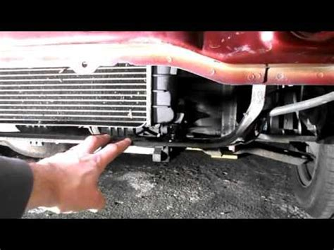 Radiator Coolant Air Radiator Concentrate Biang ford radiator change
