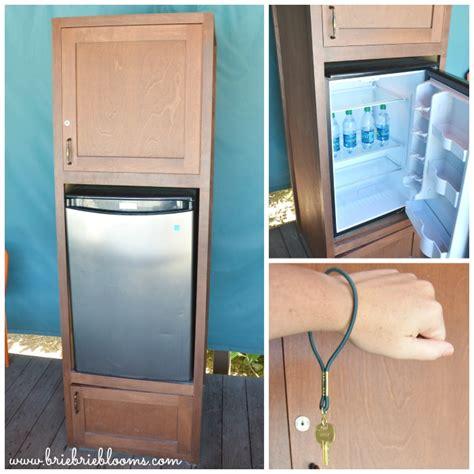 aquatica san diego cabana refrigerator  locker brie