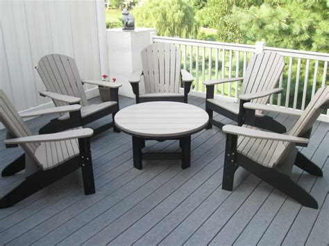 Adirondack Patio Furniture Sets Adirondack Patio Set Pallet Adirondack Style Patio Furniture Set 99 Pallets