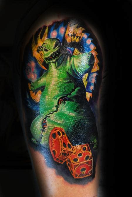 oogie boogie tattoo related keywords suggestions for oogie boogie tattoos