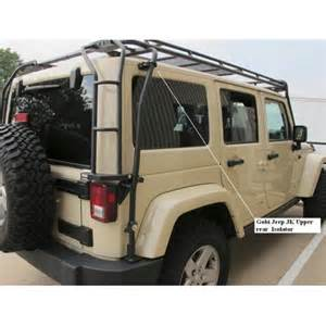 gobi jeep jk roof rack isolators