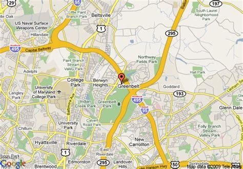 map of maryland near dc garden inn washington dc greenbelt greenbelt deals