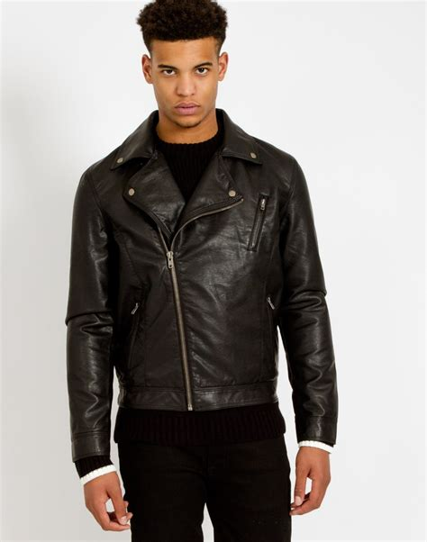cheap biker jackets men faux leather jackets cheap online clothing stores