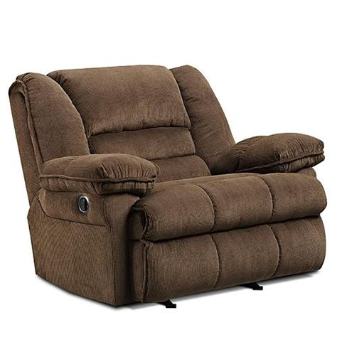 simmons upholstery null lancer big s recliner