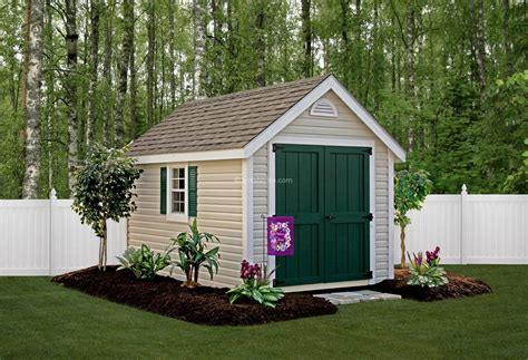 8 X12 Shed by New Colonial Sheds Amish Mike Amish Sheds
