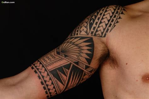 best tribal arm tattoos 50 popular collection golfian