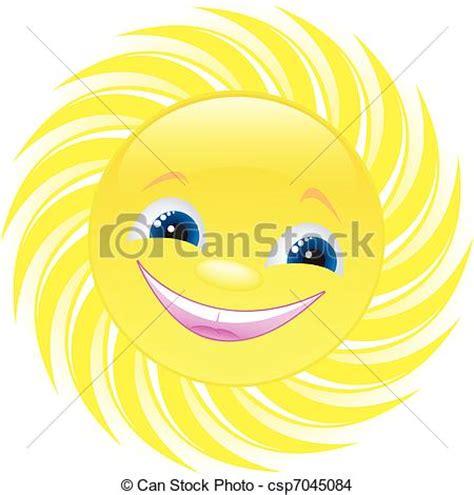 imagenes sol alegre eps vector de alegre sol alegre sonriente sol con