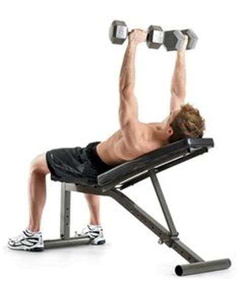 dumbbell alternating bench press incline dumbbell press illustrated exercise guide