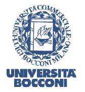 iscrizione test bocconi orientamento universit 224 bocconi istituto di istruzione