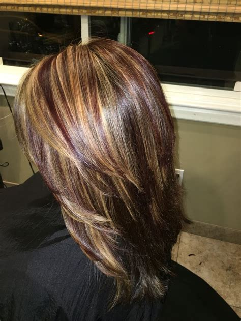 how to foil shorter bangs 884 best images about hair quot styles colors quot on pinterest