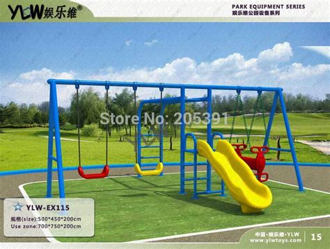 swinging gym carnival ride for sale online buy wholesale swings play equipment from china