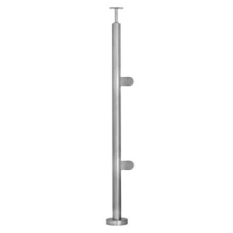 stainless steel l post stainless steel end post kerolhardware co uk