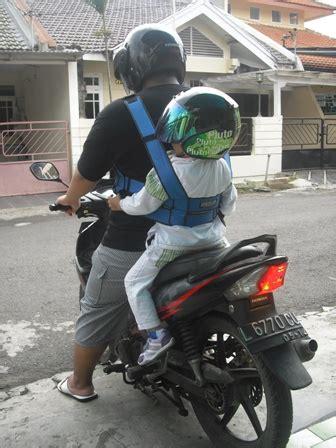 sabuk pengaman motor anak anak 1
