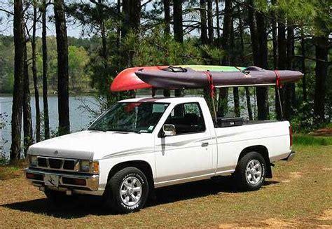 Mirage Truck Rack by Mirage Truck Rack Canoe Kayak Rack Installation Of