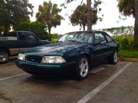 mustang lx hatchback 1991 foxbody mustang lx 5 0 hatchback