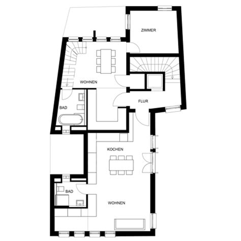 poltergeist house floor plan franken architekten engraves ghost timbers into facade of