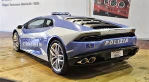 Lamborghini Huracan Polizia Polizia Di Stato Erh 228 Lt Lamborghini Hurac 225 N Als