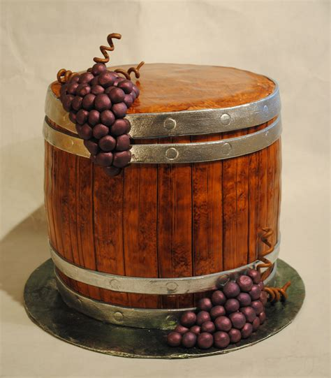 barrel cake wine barrel cake cake ideas and designs